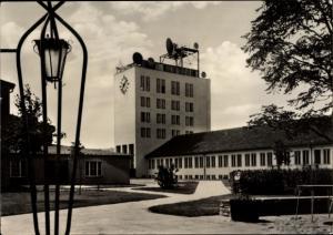 Ak Berlin Treptow Adlershof, Deutscher Fernsehfunk, Fernsehsendeanstalt der DDR