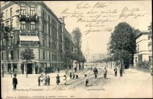 Ak Hamburg Eimsbüttel, Lappenbergsallee