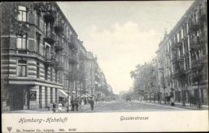 Ak Hamburg Eimsbüttel Hoheluft, Gosslerstraße