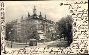 Ak Hamburg Eimsbüttel, Schäferkampsallee