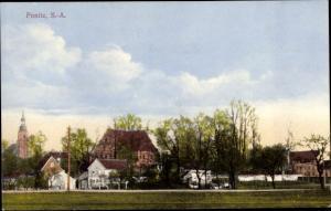 Ak Ponitz Altenburger Land Thüringen, Panorama