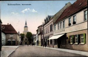 Ak Hohenmölsen im Burgenlandkreis, Herrenstraße, Waldemar Friedrich
