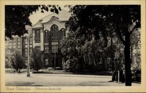 Ak Bad Oldesloe in Schleswig Holstein, Oberrealschule