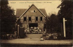 Ak Hoisdorf in Schleswig Holstein, Landheim der Pädagogischen Vereinigung 1905, Hamburg