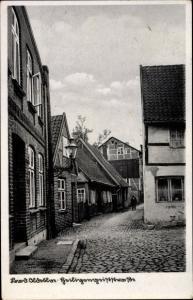 Ak Bad Oldesloe in Schleswig Holstein, Heiligengeiststraße