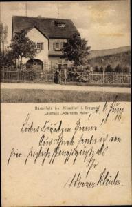 Ak Kipsdorf Altenberg im sächsischen Erzgebirge, Landhaus Adelheids Ruhe