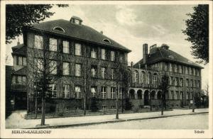 Ak Kaulsdorf in Thüringen, Schule
