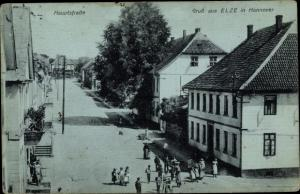 Ak Elze Niedersachsen, Hauptstraße