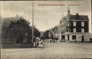 Ak Ostseebad Laboe, Reventloustraße