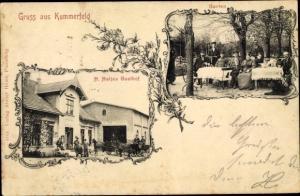 Passepartout Ak Kummerfeld in Schleswig Holstein, Gasthof
