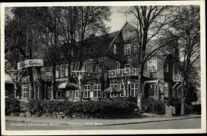 Ak Jesteburg im Kreis Harburg, Gasthaus