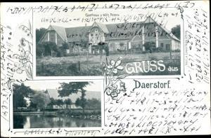 Ak Daerstorf Neu Wulmstorf in Niedersachsen, Gasthaus