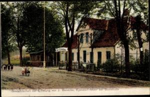 Ak Eyendorf in Niedersachsen, Gastwirtschaft zur Erholung