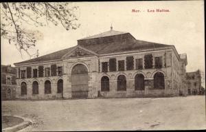 Ak Mer Loir et Cher, Les Halles