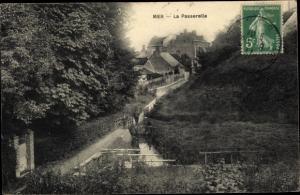 Ak Mer Loir et Cher, La Passerelle
