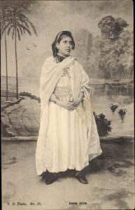 Judaika Ak Jeune Juive, Jüdin
