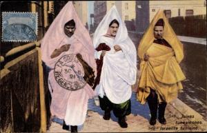 Judaika Ak Tunesien, Juives tunesiennes, Jüdinnen