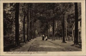 Ak Barneveld Gelderland, Amersfoortschestraatweg