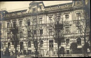 Foto Ak Sowjetsk Tilsit Ostpreußen, Lindenstraße 7
