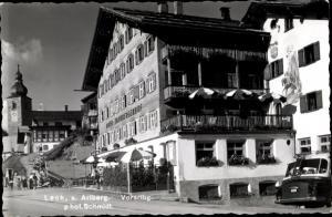 Ak Lech Vorarlberg, Hotel Tannbergerhof