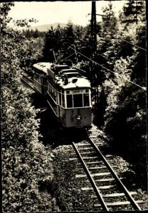 Ak Waldbahn, Tabarz, Thüringer Waldbahn Linie Gotha