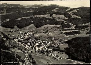 Ak Bauma Pfäffikon Kanton Zürich, Panorama