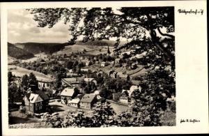 Ak Stützerbach Ilmenau Thüringer Wald, Blick auf den Ort