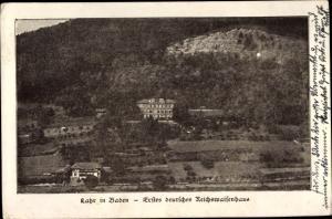 Ak Lahr im Schwarzwald, Erstes deutsches Reichswaisenhaus