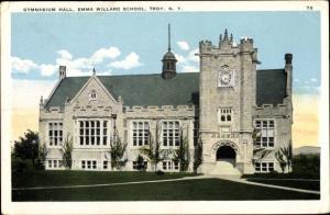 Ak Troy New York, Gymnasium Hall, Emma Willard School