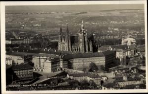 Ak Praha Prag Tschechien, Hradschin