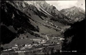 Ak Langen Klösterle Vorarlberg Österreich, Panorama
