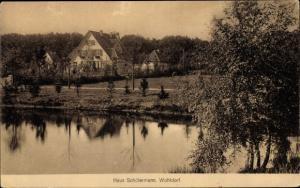 Ak Hamburg Wandsbek Wohldorf, Haus Schölermann
