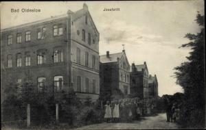 Ak Bad Oldesloe in Schleswig Holstein, Josefstift