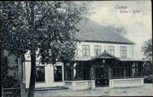 Ak Cismar Grömitz in Holstein, Rüder's Hotel, Vorderansicht