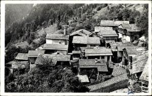 Ak Le Valais, Le Tretien, Ligne Martigny, Chamonix