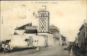 Ak Ain Temouchent Algerien, La Mosquée