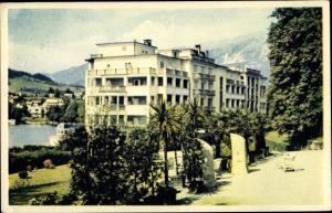 Ak Bled Veldes Slowenien, Grand Hotel