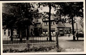 Ak Sleen Drenthe Niederlande, Hotel Zwols