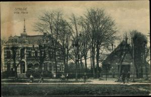 Ak Hogersmilde Drenthe, Villa Maria