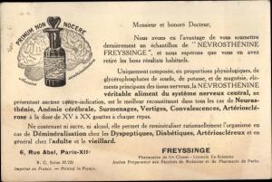 Ak Primum non Nocere, Paris XII, Rue Abel, Pharmacie Freyssinge