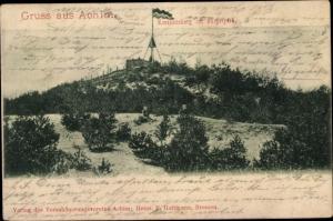 Ak Achim bei Bremen, Kosackenberg im Bürgerpark