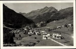 Ak Sankt Anton am Arlberg Tirol Österreich, Panorama