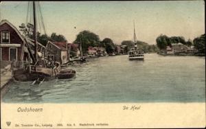 Ak Oudshoorn Südholland Niederlande, De Heul