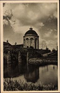 Ak Dortmund im Ruhrgebiet, Krematorium und Urnenhalle