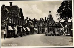 Ak Meppel Drenthe Niederlande, Sluisgracht