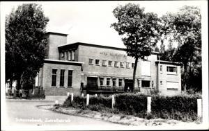 Ak Schoonebeek Drenthe Niederlande, Zuivelfabriek