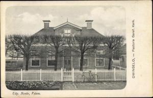 Passepartout Ak Ijmuiden Velsen Nordholland Niederlande, Uitg Nauta