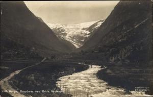 Ak Hardanger Norwegen, Buarbrae ved Odda