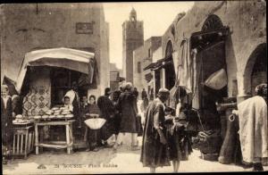 Ak Sousse Tunesien, Place Rahba