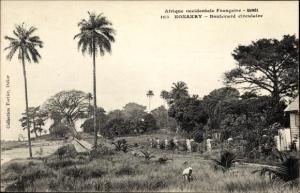 Ak Conakry Konakry Guinea, Boulevard circulaire